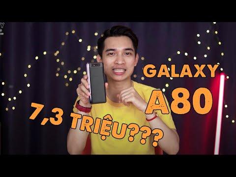 BẤT NGỜ, Samsung Galaxy A80 giá chỉ 7,3 triệu!