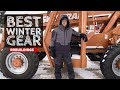 Best Winter Gear for the Job Site