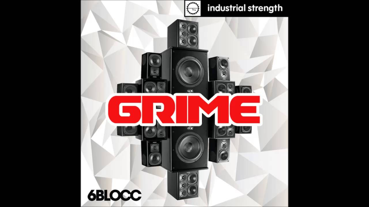 GRIME - Sample Pack #1