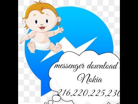 Messenger Download In Nokia 216