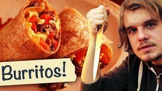 Killer Burritos - Kochen auf Hardcorelevel