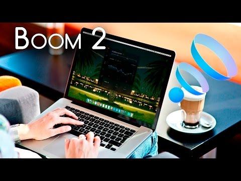 Review Boom 2 | Amplificador y Ecualizador de audio para Mac