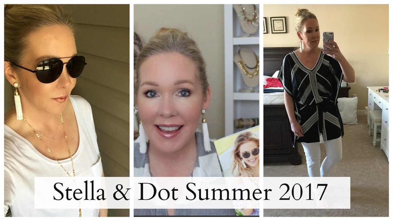 63d23fd83946b STELLA & DOT HAUL | Summer 2017 - YouTube