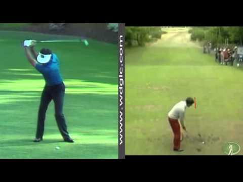 Seve Ballesteros Golf Swing Analysis