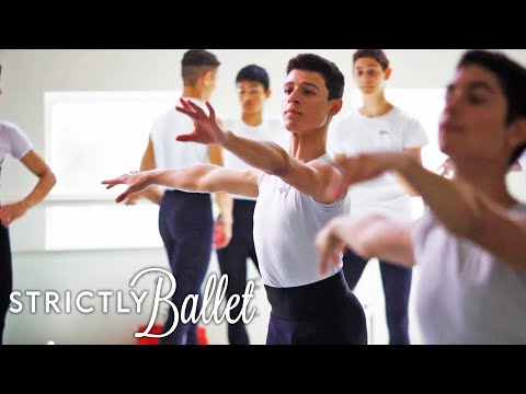 Finding Comfort Away from Home Through Performance | Strictly Ballet 2: Episode 5