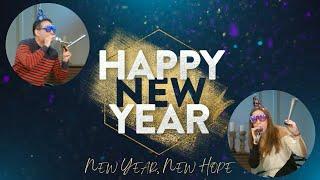 """New Year, New Hope"" I Sunday. January 3, 2021"