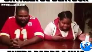 Batalla de Beatbox entre padre e hija