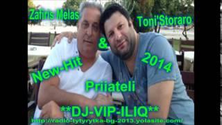NeW Toni Storaro I Zafiris Melas   Priiateli remix 2014 DJ VIP ILIQ 1