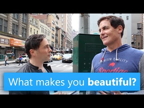 What Makes You Beautiful? - Social Experiment Interviews about Beauty, on the streets of NYC
