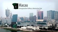 Macau - Portugiesischer Einfluss, chinesisches Flair [Macau Doku / Reisebericht / Dokumentation]