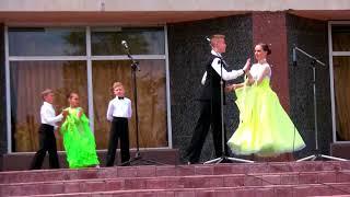 Бальные танцы Венский вальс Мирей Матье