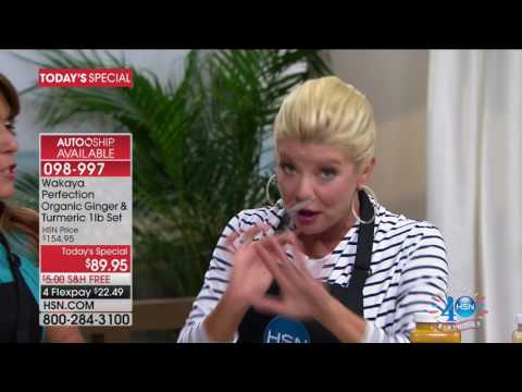 HSN | Healthy & Delicious Foods featuring Wakaya Celebration 06.28.2017 - 02 PM