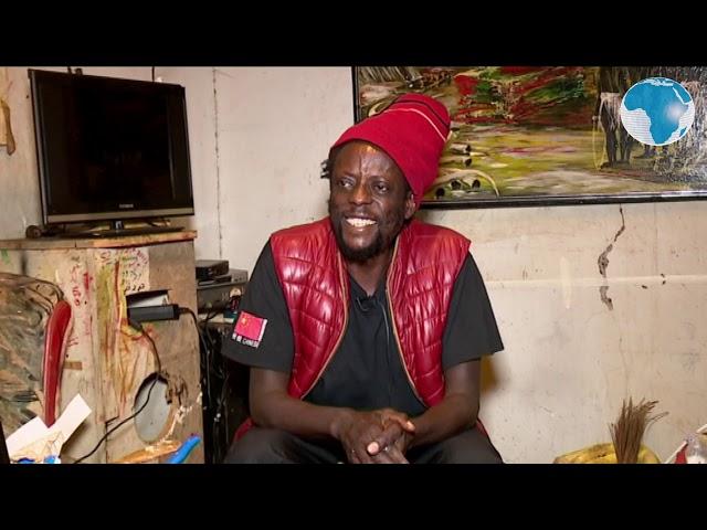 Meet Nairobi man who feeds on cockroaches