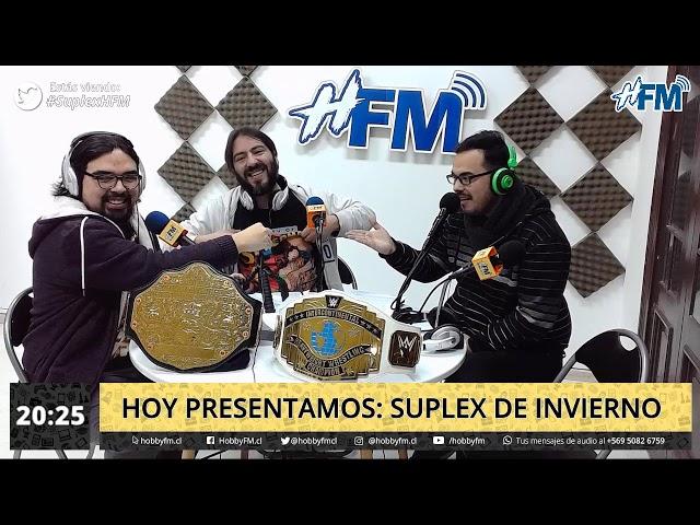Suplex / invitado: el comeniños - 17 de julio 2019