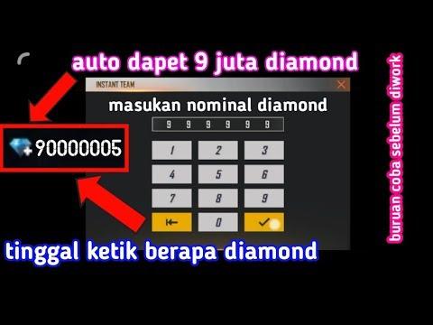 Terbaru 2020!! Cara mendapatkan diamond free fire dengan code gratis tanpa bayar dan tanpa aplikasi
