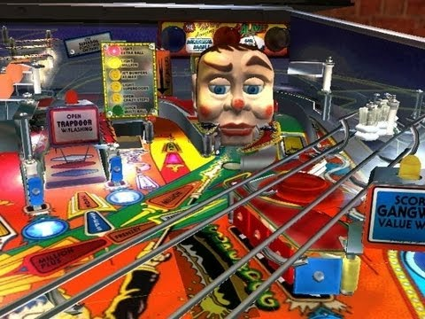 CGRundertow PINBALL HALL OF FAME: THE WILLIAMS COLLECTION for Nintendo 3DS Video Game Review