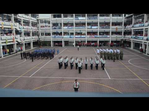 Serangoon Secondary School NDP 2016 (Front View Camera)