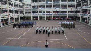 Serangoon Secondary School NDP 2016 (Front View Camera)