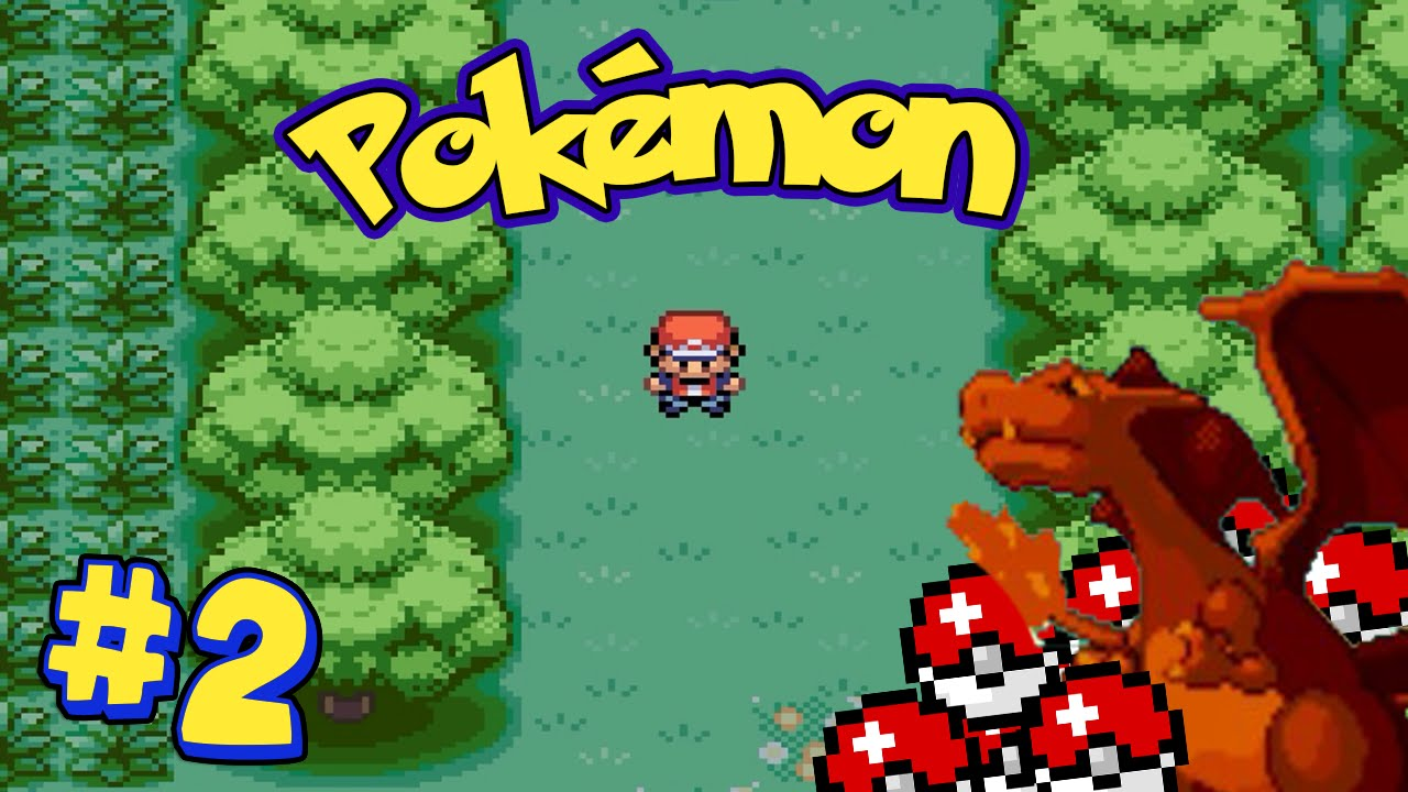 pokemon fire red version ep 2 captain obvious youtube. Black Bedroom Furniture Sets. Home Design Ideas