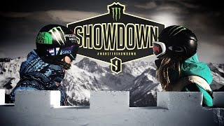 Monster Showdown: Jamie Anderson VS. Klaudia Medlova at Suzuki Nine Queens 2015
