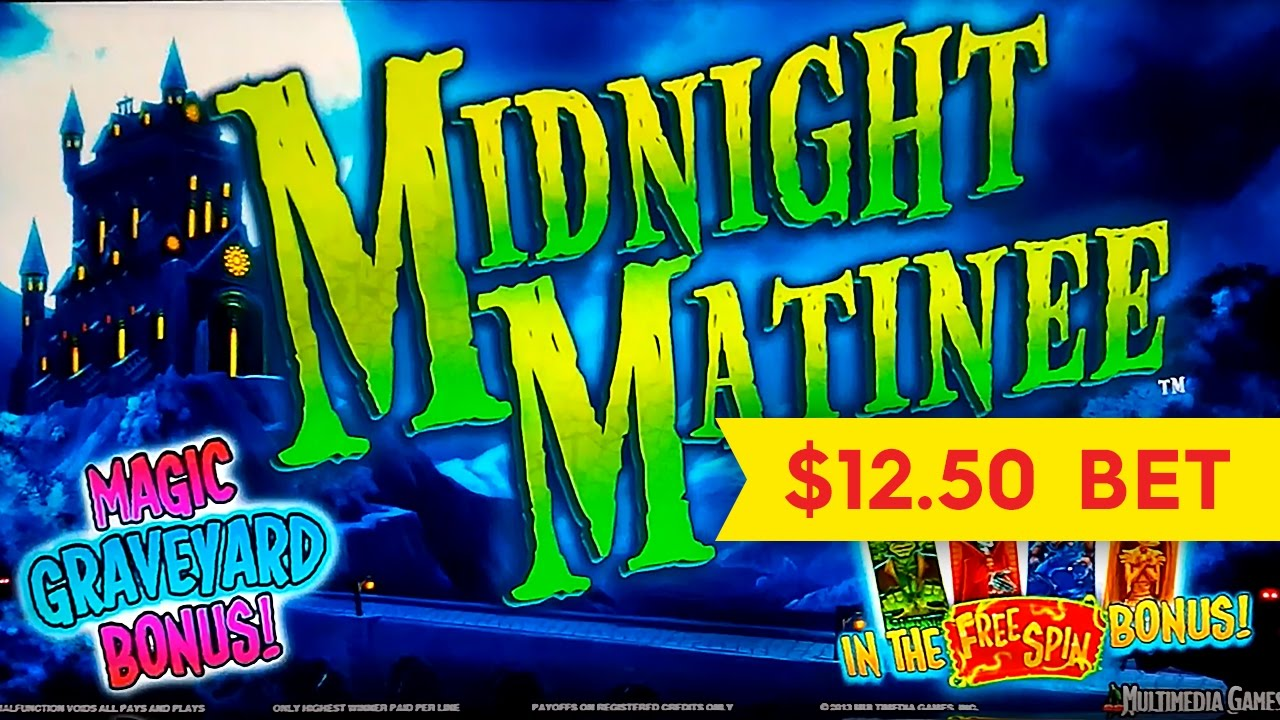 Midnight Matinee Slot Machine