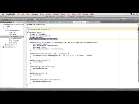 Understanding Java Composition Part 1
