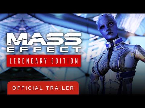 Mass Effect: Legendary Edition - Official Reveal Trailer