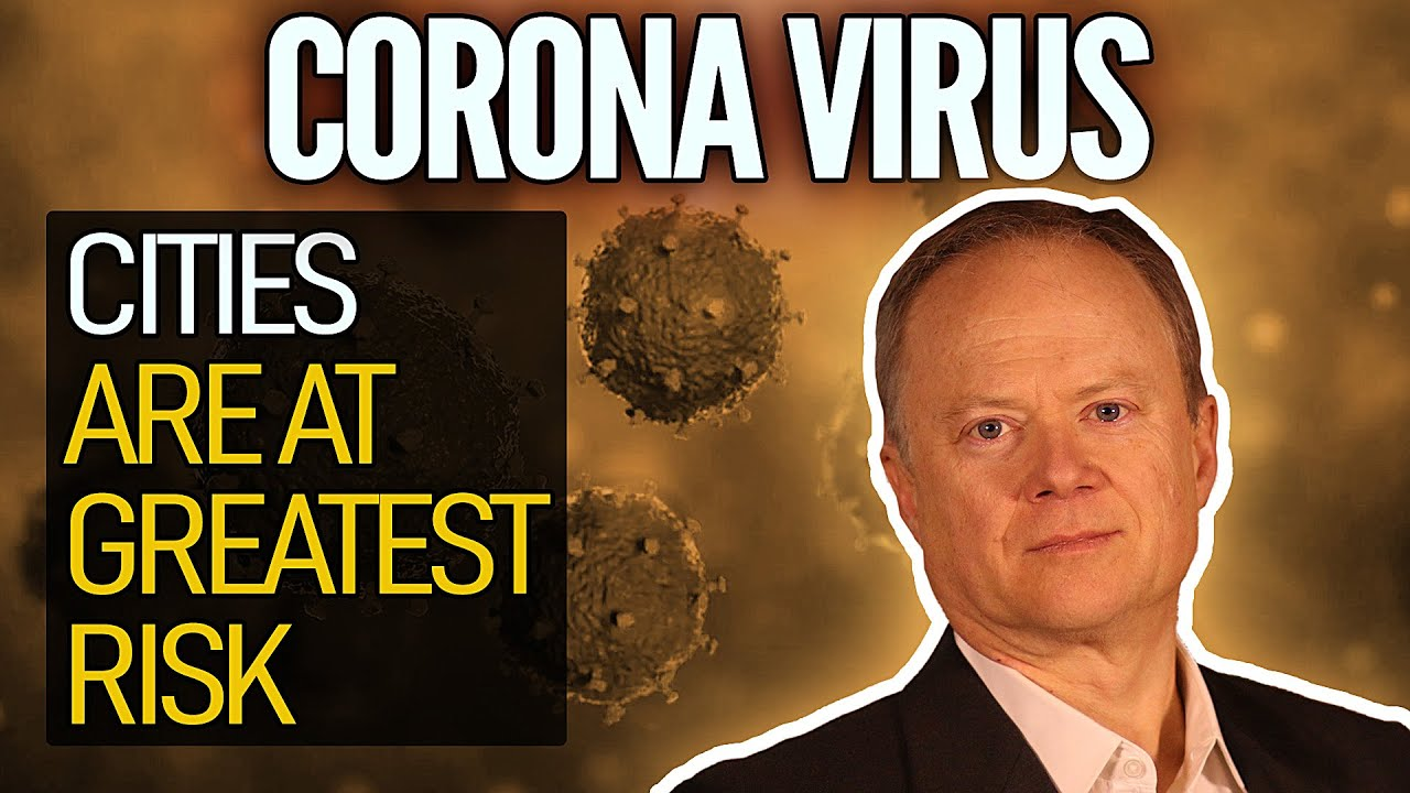 Coronavirus Threat Greatest In Cities & Other Densely-Populated Environments