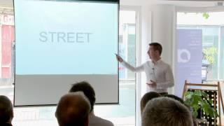 James Hennessey - StreetSpace Superdiverse Streets Symposium