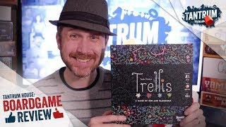 Trellis Board Game Overview