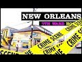 INSANE! NEW ORLEANS LOWER 9TH WARD GHETTOS