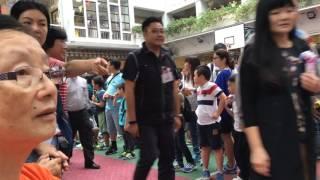 德信學校步行籌款2016 楊永洭作品
