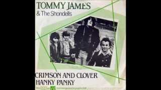 Watch Tommy James Hanky Panky video