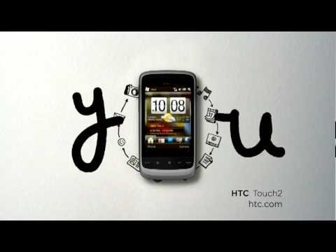 HTC Touch2 - You Campaign
