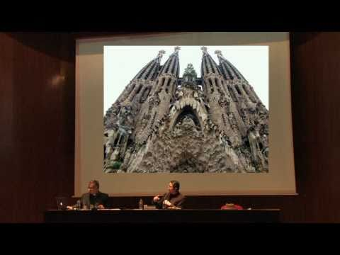 VÍDEO DOS II Encuentro con ETSURO SOTOO escultor de la Sagrada Familia de Barcelona   17 02 2011 Travel Video