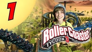 Roller Coaster Tycoon 3 - Aflevering 1 -