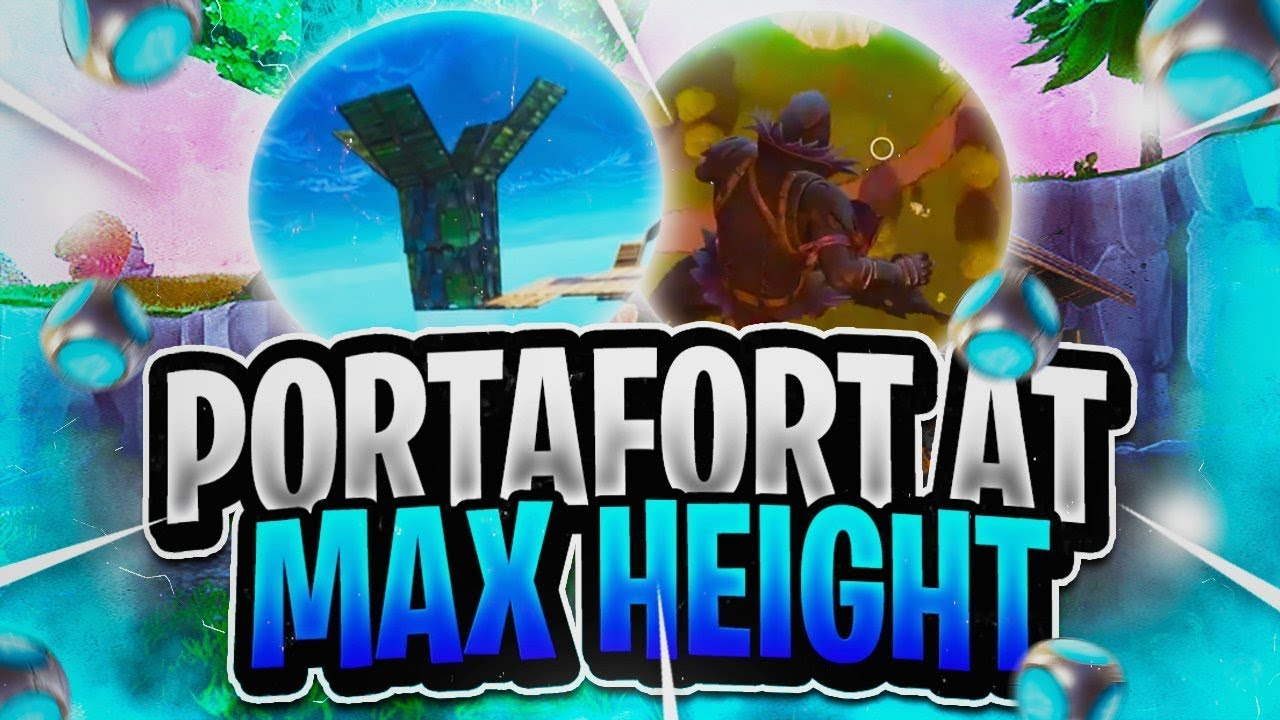 Falling at *MAX* HEIGHT ~ TAKE NO FALL DAMAGE WITH THIS METHOD! ~ Fortnite: Battle Royale!