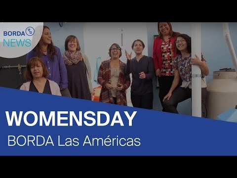 #WomensDay | Greetings from Las Américas