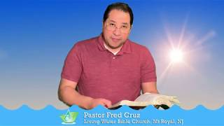Daily Devotion: Watered By The Word with Pastor Fred Cruz, Mark 9 9