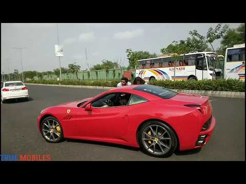 Supercars And Bikes In Ahmedabad Gujarat On 70th Independence day Special 2017 - True Mobiles