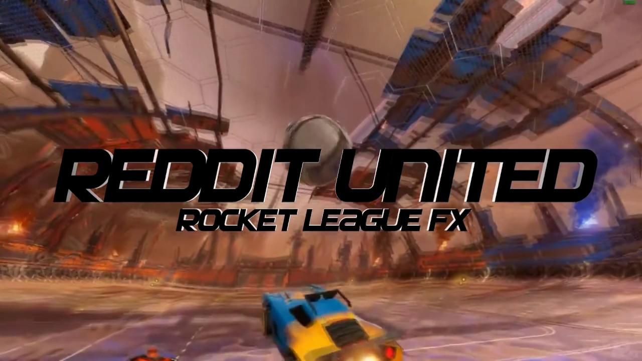 Reddit United - Rocket League Community Montage (BEST ...