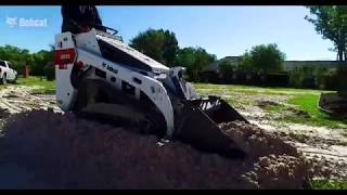 Video still for Landscaper Grows Business with Bobcat Loaders and Attachments