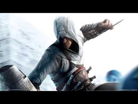 Assassins Creed [OST] #04 - Trouble in Jerusalem