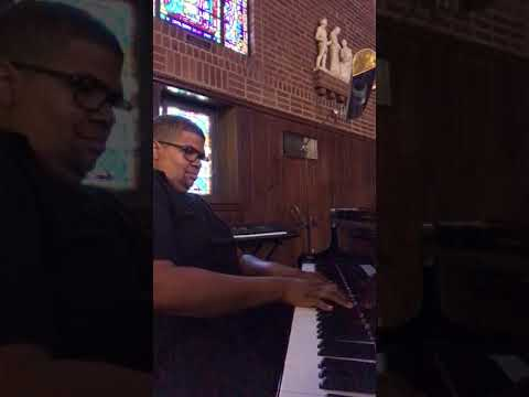 "Jeffrey Corry playing ""I Need You To Survive"" by Hezekiah Walker"