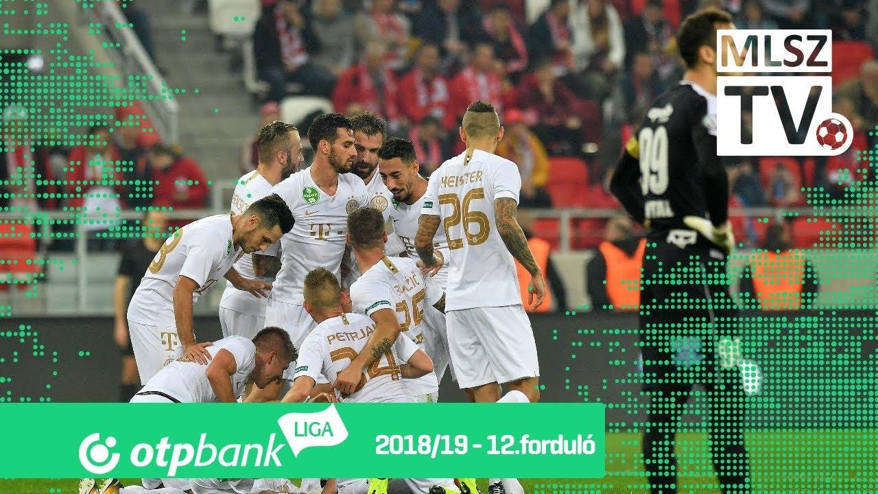 DVTK - Ferencvárosi TC | 1-4 (0-3) | OTP Bank Liga | 12. forduló | 2018/2019