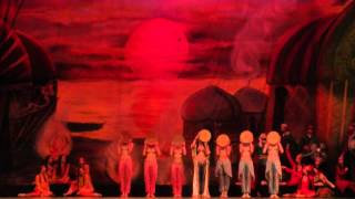 The Imperial Russian Ballet - Polovtsian Dances (Prince Igor) Sofia, Bulgaria