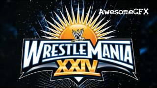 WrestleMania 24 Theme Song - Light it up [High Quality + Download Link]