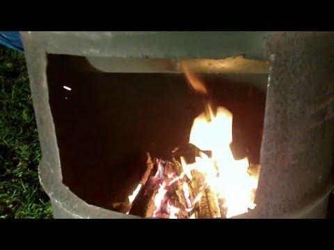 homemade-outdoor-wood-furnace-cheep-heat