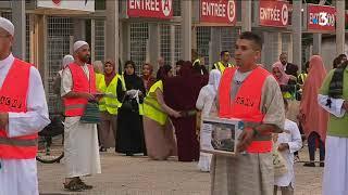 15 000 personnes prient ensemble à Grenoble pour l'Aïd-el-Fitr, la fin du ramadan