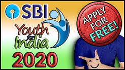 How to Apply SBI Youth for India Fellowship Program 2020? (FREE Online Application & Full Strategy)